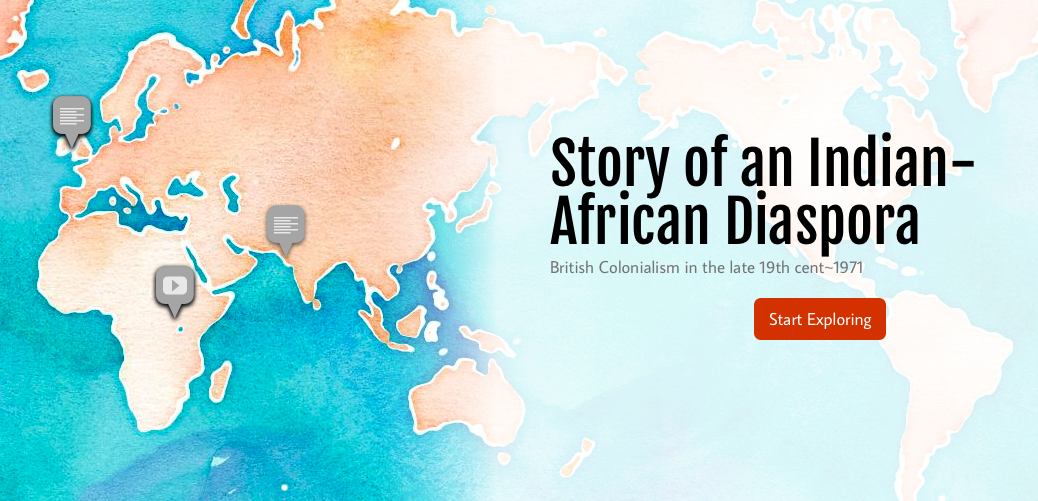 Story of an Indian-African Diaspora